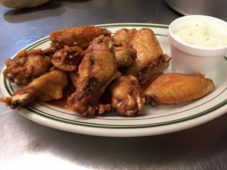 pizzeria wings